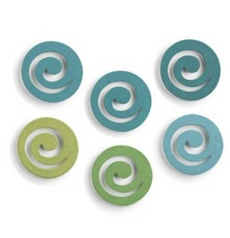 Swirl Ombre Magnets