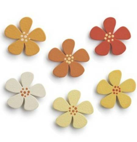 Flower Ombre Magnets MAIN
