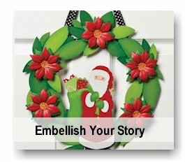 Embellish Your Story - Christmas