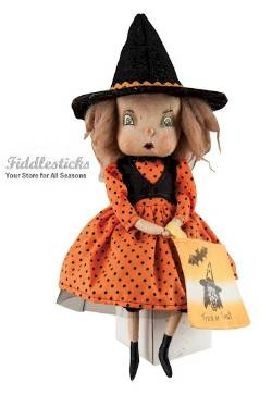 Felicity Witch Girl