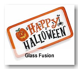 Glass Fusion - Halloween
