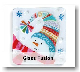Glass Fusion - Christmas