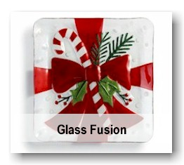 Glass Fusion / Christmas