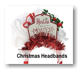 Headband Boutique - Christmas