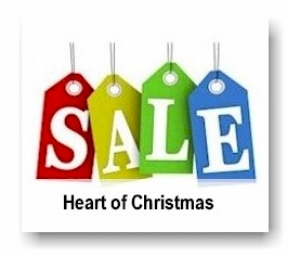 Heart of Christmas - Sale