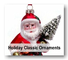 Holiday Classic Ornaments