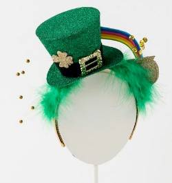 St. Patrick's Day Headband THUMBNAIL