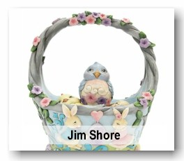Jim Shore Easter - Easter