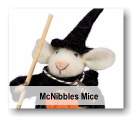 McNibbles Mice - Halloween