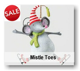 Mistle Toes / Christmas