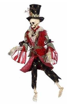 Mr. Fashion Skeleton