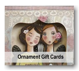 Ornament Gift Cards