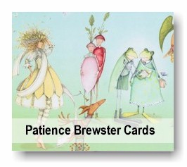 Patience Brewster Greeting Cards