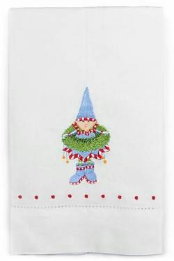 Dasher's Elf Guest Towel