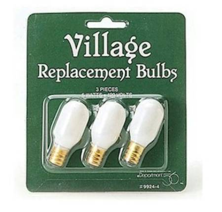 Replacement Light Bulbs LARGE