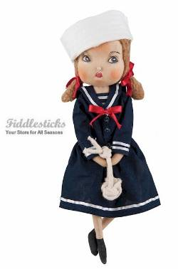 Annie Sailor Girl