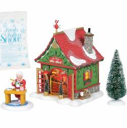 Mrs.Claus's She Shed THUMBNAIL