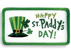 Happy St. Paddy's Day Platter THUMBNAIL
