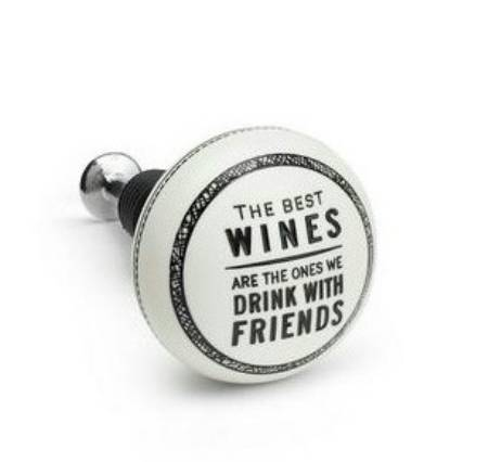 The Best Wines Wine Bottle Stopper
