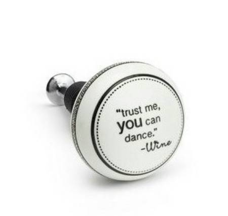 Dance Wine Bottle Stopper