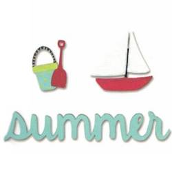 Summer Fun Magnet