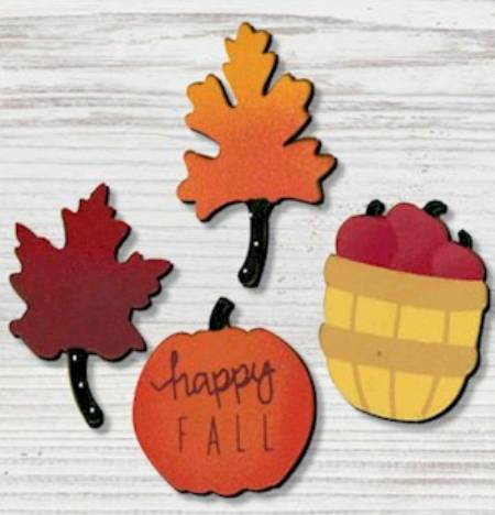 Fall Magnet Set MAIN