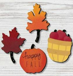 Fall Magnet Set