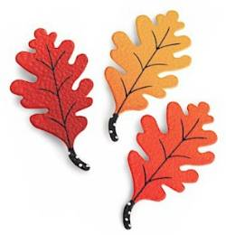 Oak Leaf Magnets