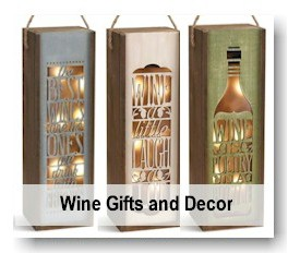 Wine Gifts and Decor