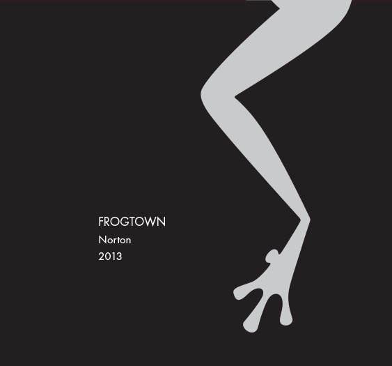 <b>Frogtown</b><br/>Norton<br/>2013