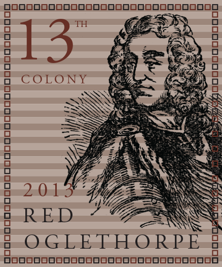 <b>Thirteenth Colony</b></br>Oglethorpe Red</br>