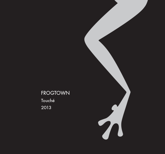 <b>Frogtown</b></br>Touché</br>2013