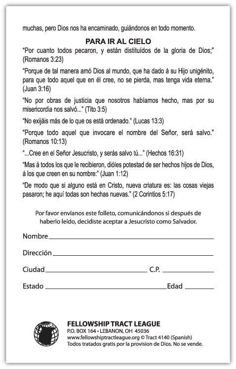 Tract 4140 SWATCH