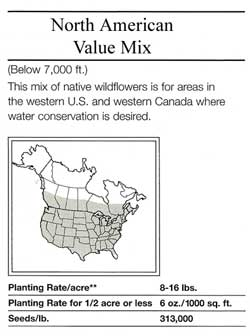 North American Value Mix Mini-Thumbnail