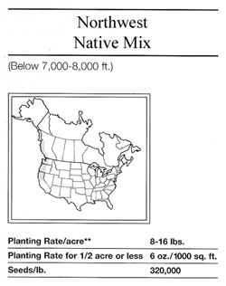Northwest Native Mix Mini-Thumbnail