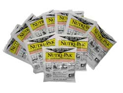 Nutri-Pak Fruit, Nut & Flowering <b>10 Pack</b> LARGE
