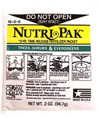 Nutri-Pak Trees, Shrubs & Evergreens