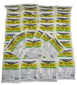 Nutri-Pak Palm   <b>  300 Pack</b> LARGE
