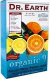 Dr Earth Organic 9 Fruit Tree Fertilizer