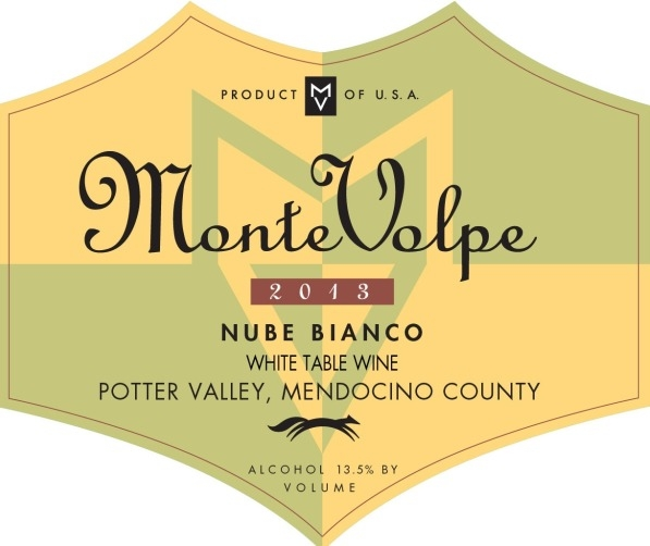 2013 Monte Volpe Nube Bianco
