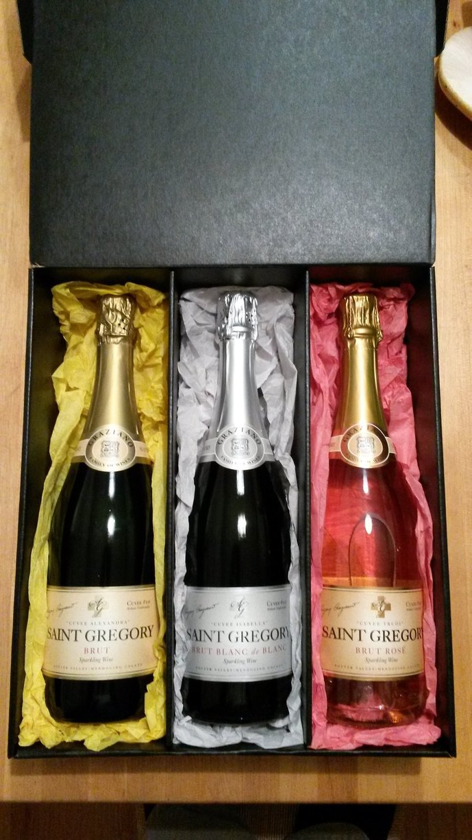 Sparkling Wine Gift Pack