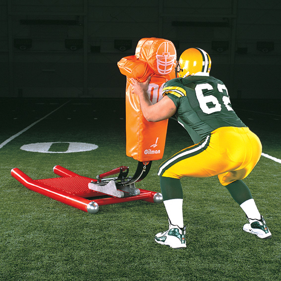 1 Man Sled, Football Sled, Exercise Sled, Crab Sled, King Crab Sled THUMBNAIL