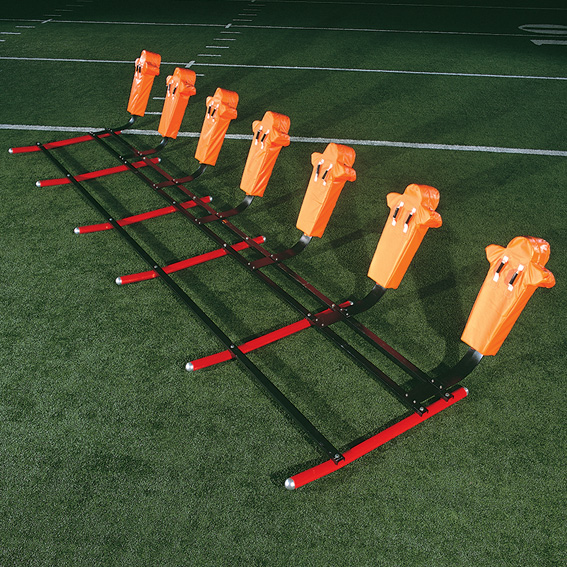 7 Man Sled, Football Sled, Exercise Sled, Crab Sled, King Crab Sled, Weighted Sled, NFL Sled, NBA Sled