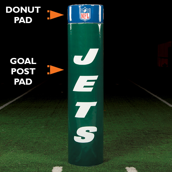 Goal Post Pads LARGE