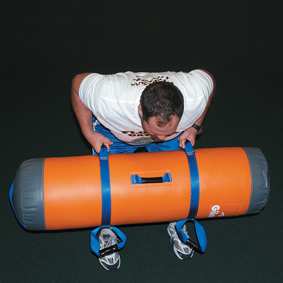 Hay Baler Football Dummy - Football Training THUMBNAIL