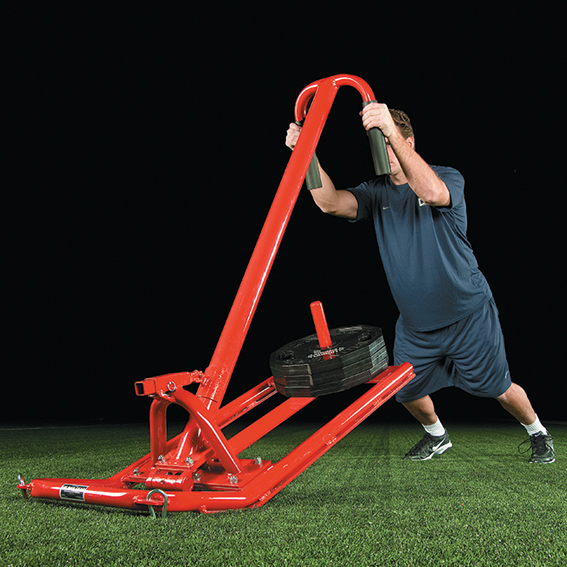 Hip Thrust Sled - Football Sled THUMBNAIL