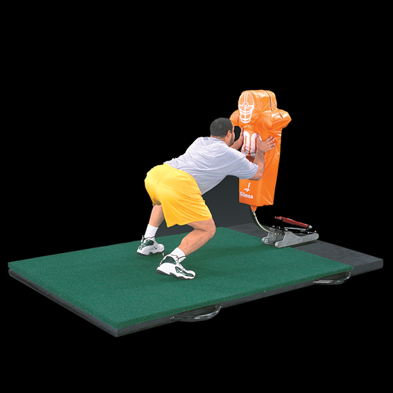 Indoor Ramback Sled - Football Sled THUMBNAIL