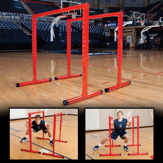 Mobility Arch - basketball arch - sports arch LARGE