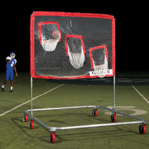 High Release Net, Quarterback training net, Quarterback Net