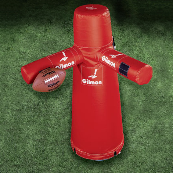 Pass Set Arm - velcro football dummy arm